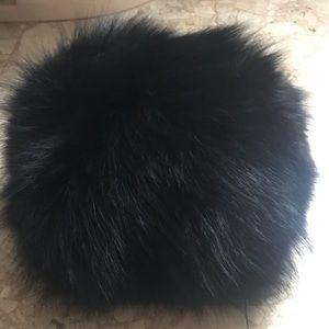 Vintage Fur Muff